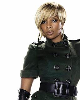 Marj J Blige Hairstyles - Women Hairstyle Ideas