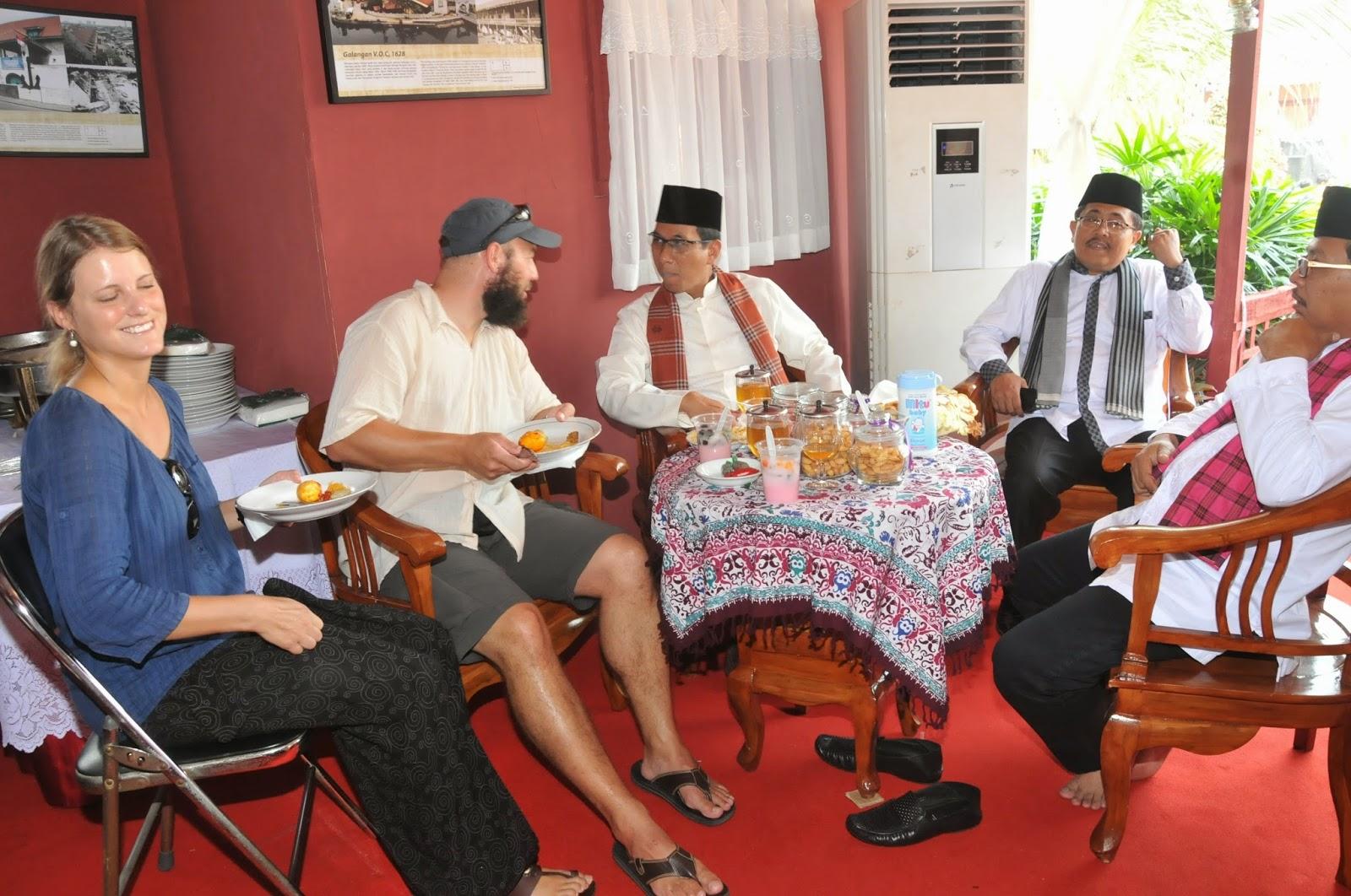 Walikota Jakarta Utara Heru Budi Hartono Walikota Heru Budi Hartono
