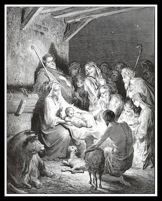 ilustración vintage Gustave Doré