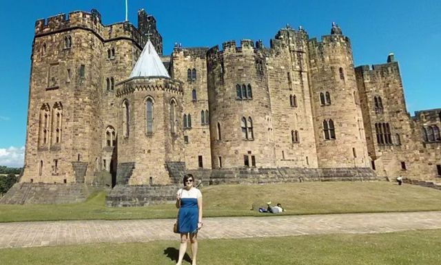 Alnwick Castle, Alnwick NE66 1NG, Britania Raya