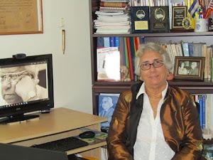 Margarita Polo Viamontes, colaboradora en Gealittera recibe el premio del Internacional Book Award