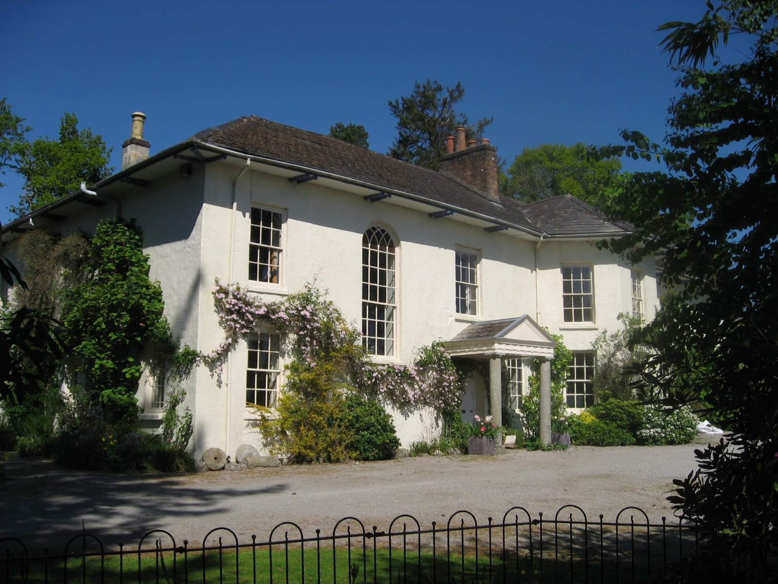 Sandhill House Luxury BB Arrives In Gunnislake The Heart Of Tamar Valley Cornwall