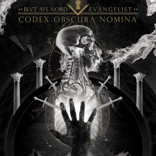 Music Review - Blut Aus Nord + Ævangelist - Codex Obscura Nomina.