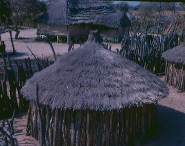 Tradisionele Wambo kraal