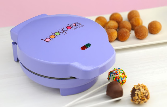 Babycakes Cake Pop Maker Recipe Book