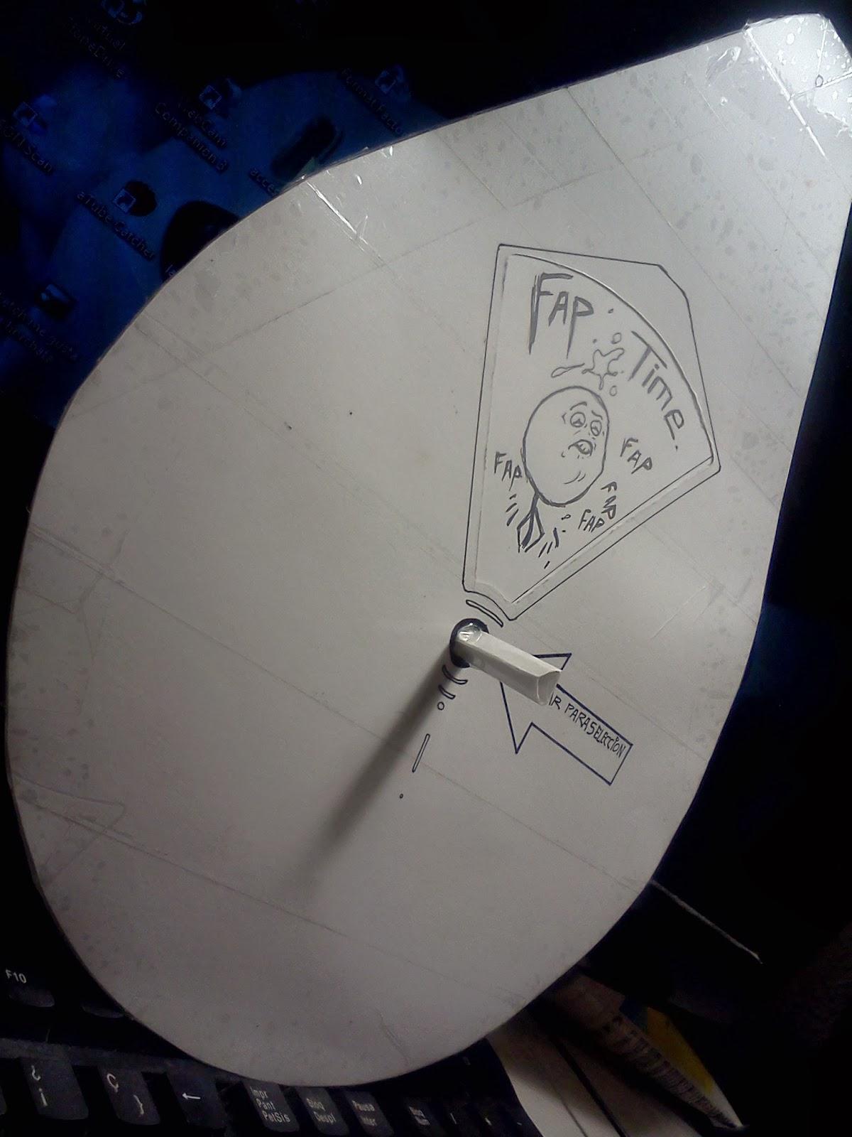 Como hacer un dial de ocupado para el WC