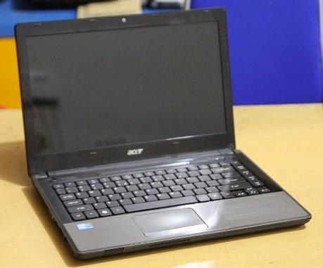 harga laptop bekas acer aspire 4745