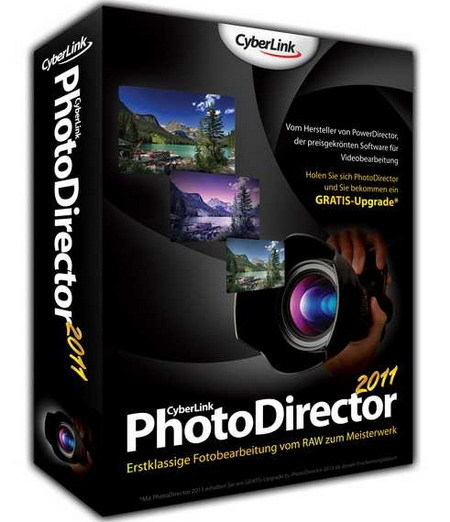 Download CyberLink Photo Director 2011 2.0.1928 Multilingual