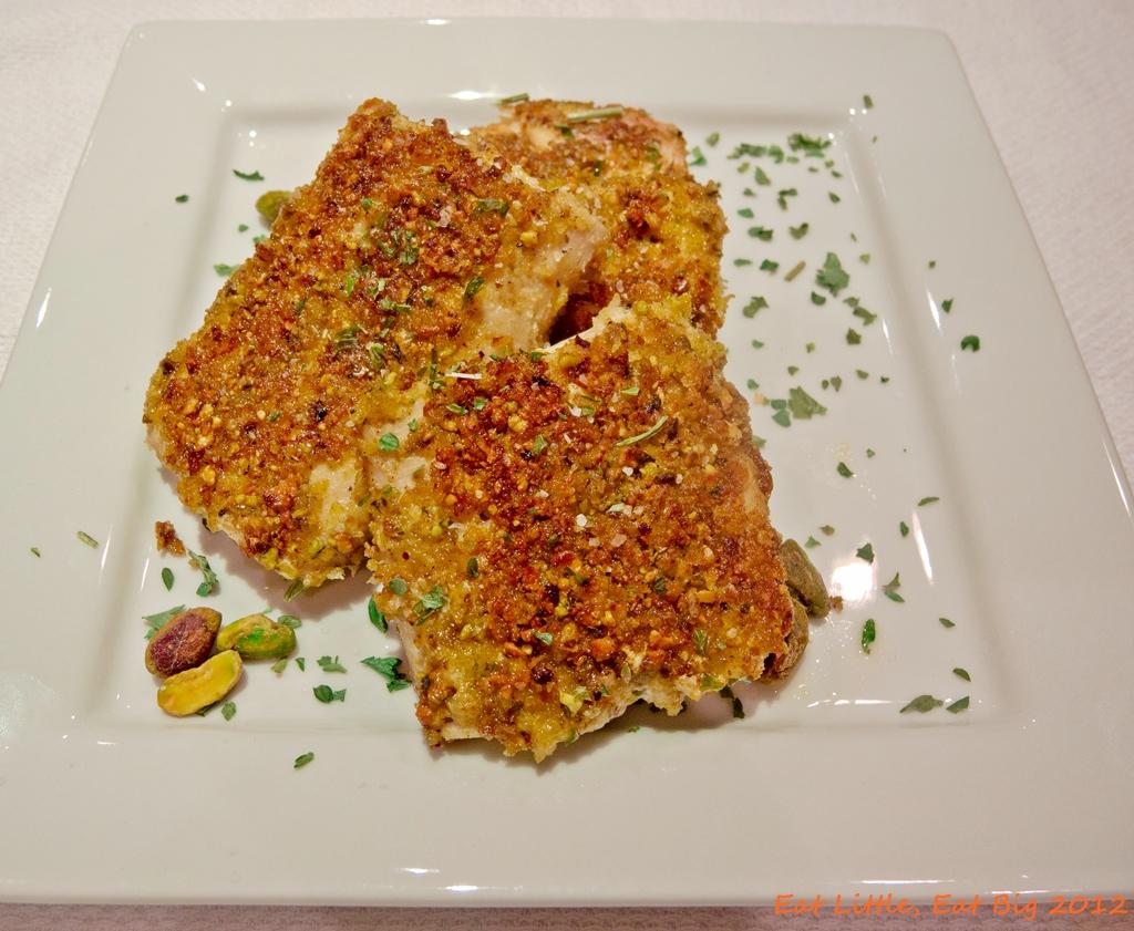 Recipe for crispy pan fried mahi mahi eat little eat big for Panko fried fish