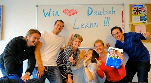 Изучаване на немски език