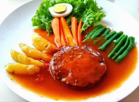 Resep Membuat Steak Tahu Bintik Sayur Special