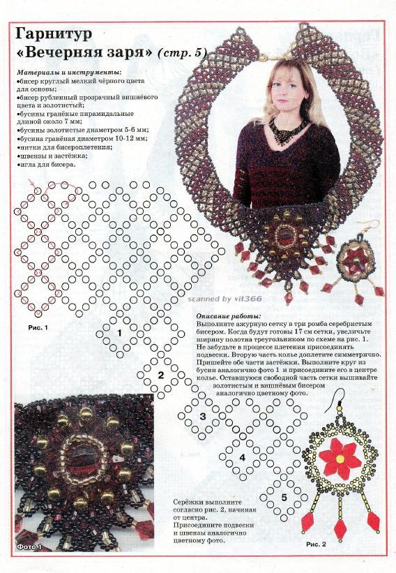 Схема вышивки 12 красавиц скачать фото 839