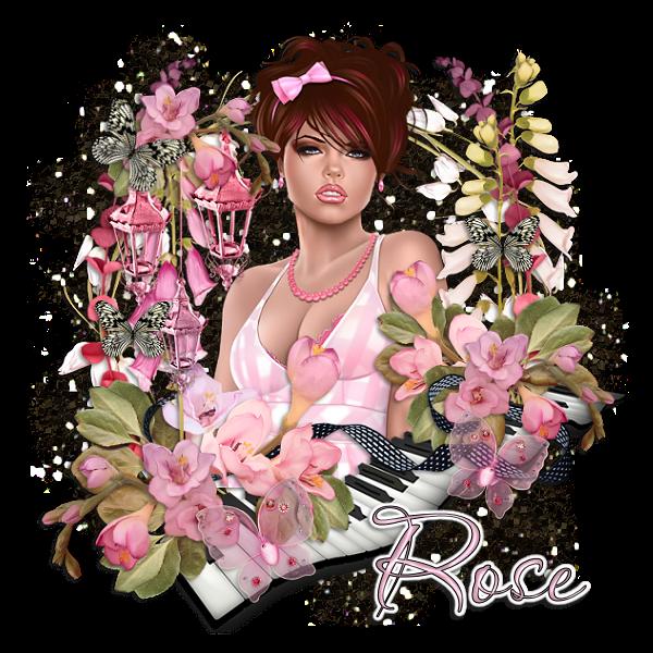 Rose's Scrap Creations