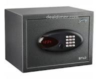 Godrej New Stilo Electronic Safe (Black)