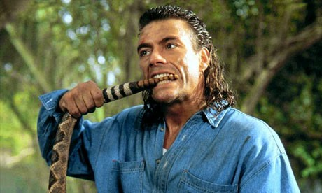 An Infamous Working Print Of Hard Target Is Floating Around And It Is A Gem To See If You Can Get Your Hands On It More Bullets More Gore And A Wilford