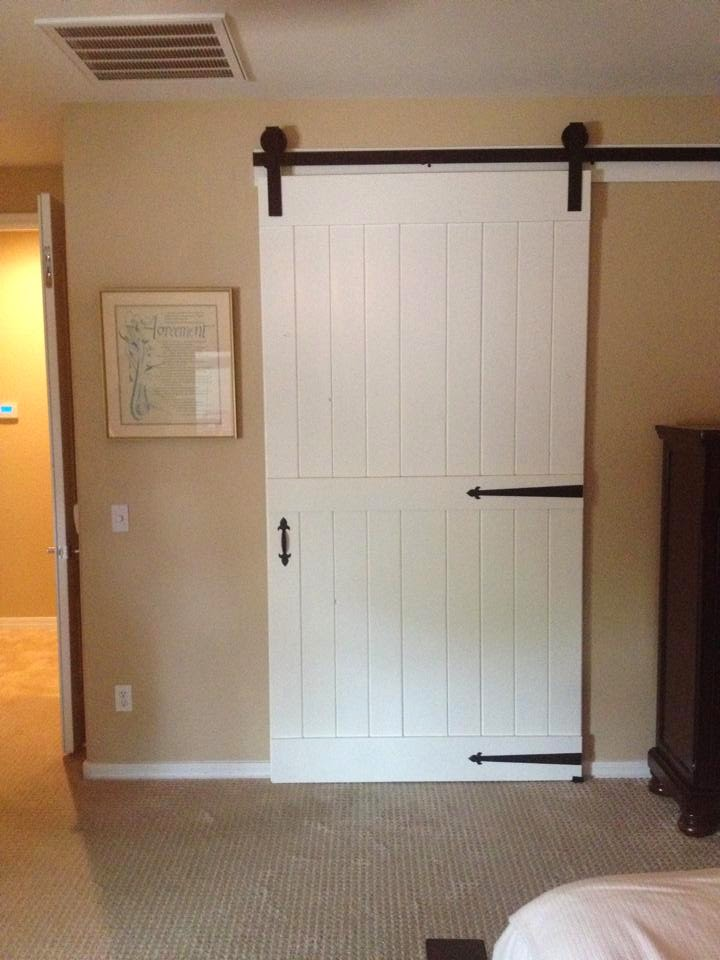 arizona barn doors march 2014. Black Bedroom Furniture Sets. Home Design Ideas