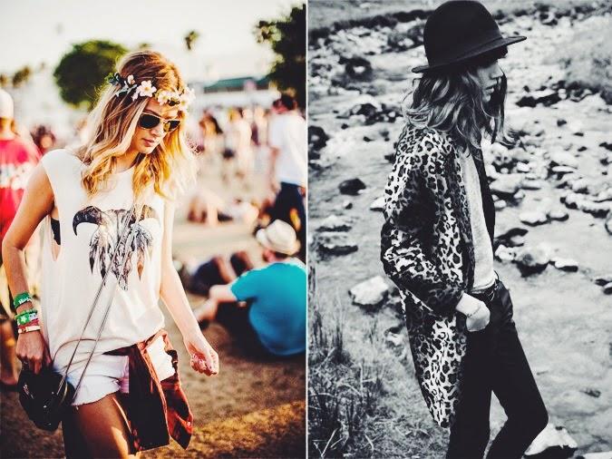 Inspiración: look de festival