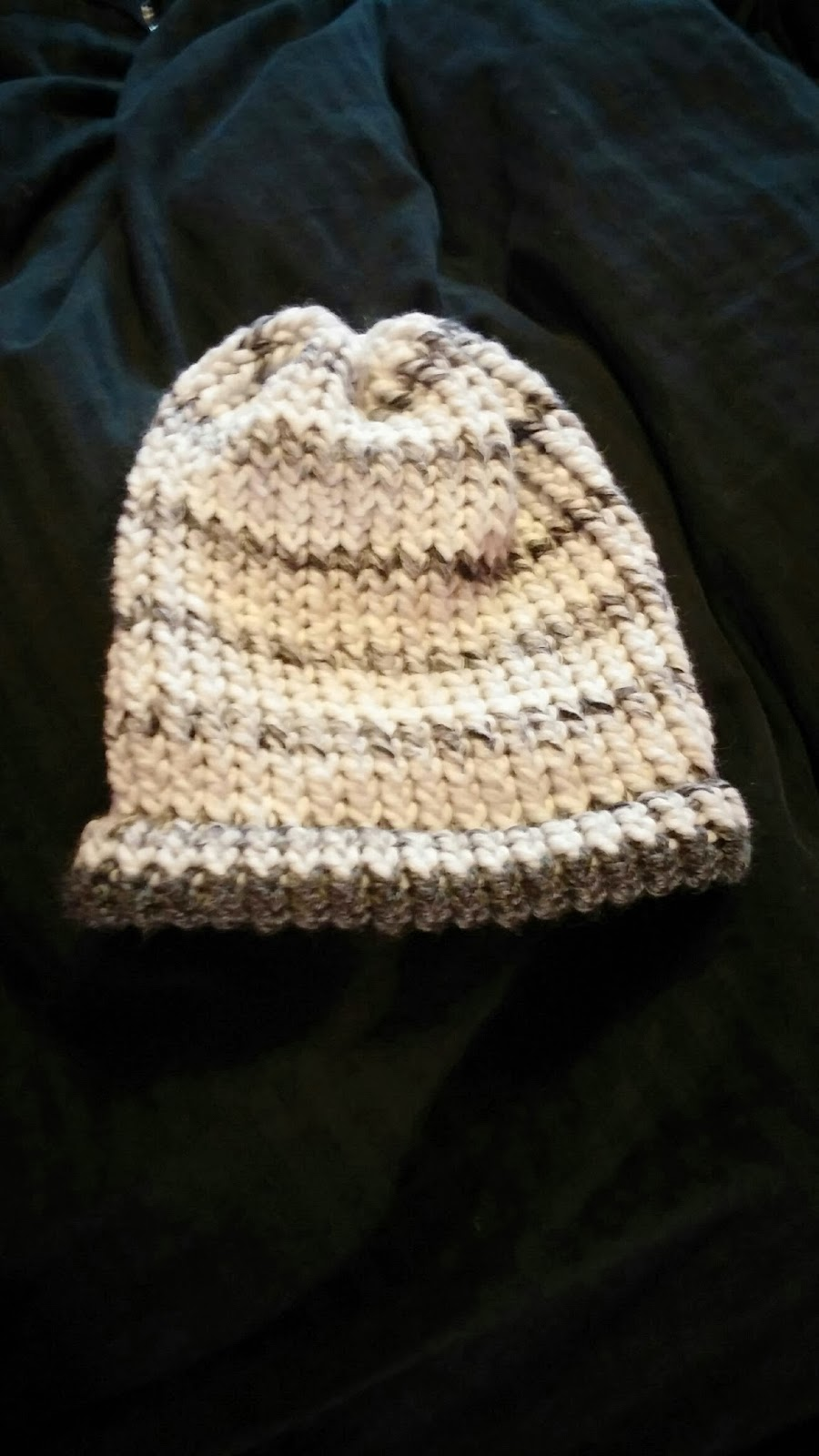 knitting loom hat instructions