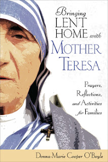 Bringing Lent Home with Mother Teresa - Book Cover