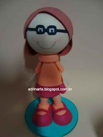 Velma - 25cm de altura