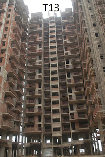 Amrapali La Residentia :: Construction Update t13