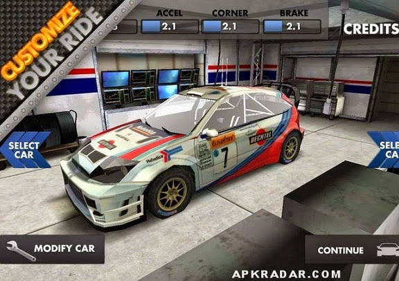 World Rally Racing HD Unlimited Money