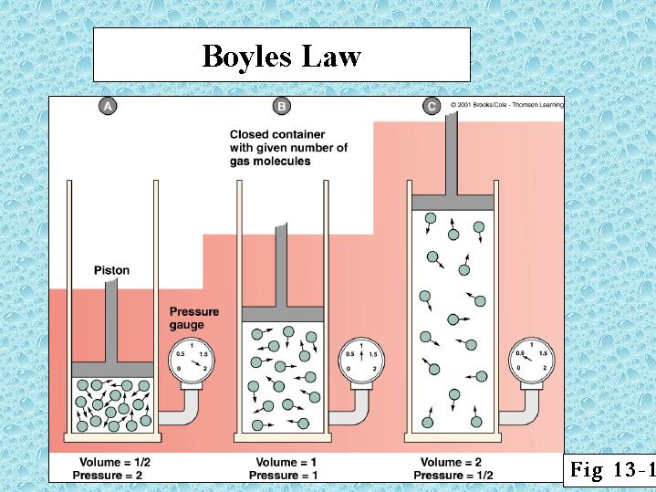boyle's law and the empty space Picturing atoms by susan k lewis so now, you've got the nucleus, and there's this huge, huge empty space between the nucleus and the electron orbitals.
