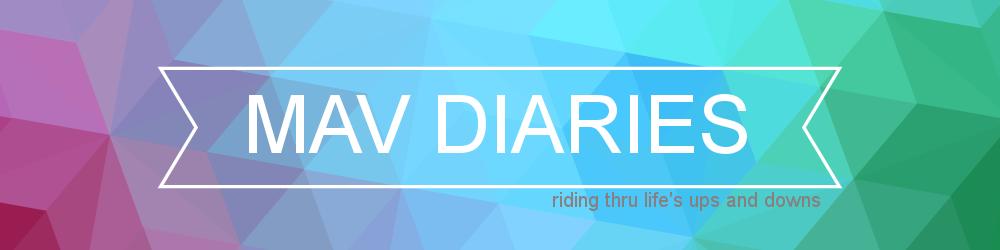 Mav Diaries