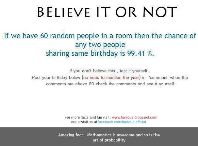 birthday fun fact