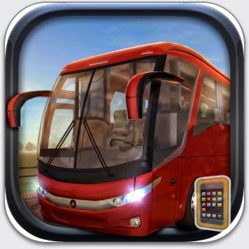 تحميل لعبة الاتوبيس Bus Simulator 2015  للاندرويد برابط مباشر