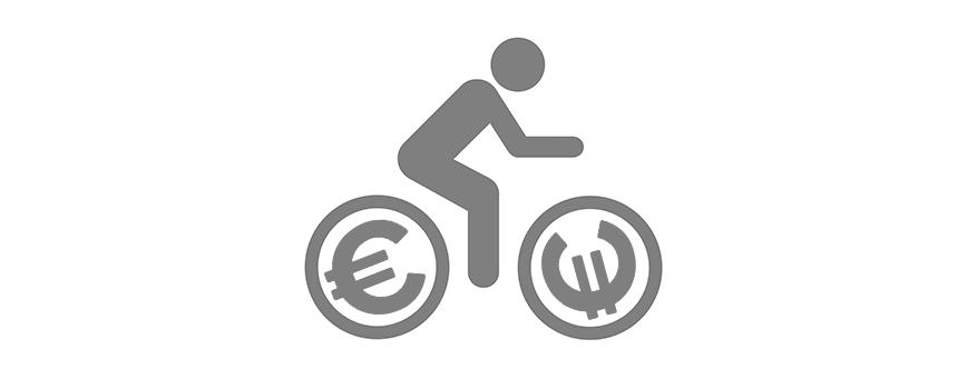 Gagner de l'argent en faisant du vélo