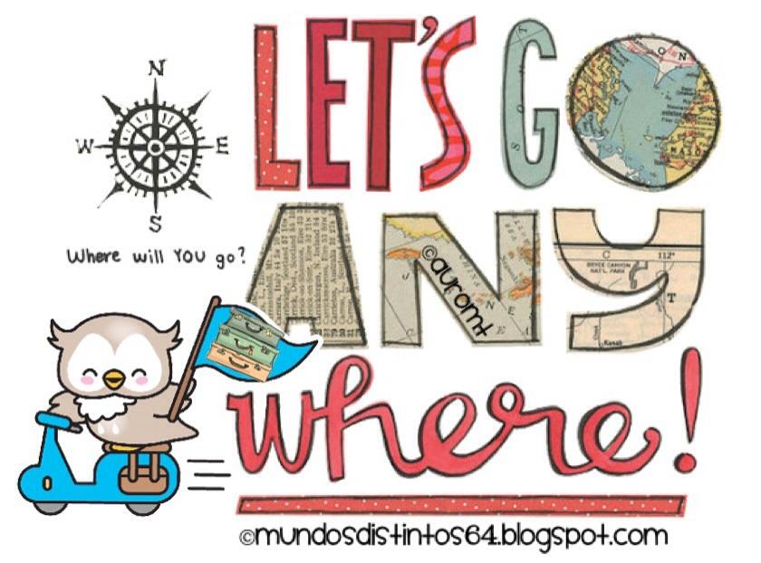 El blog se anima a descubrir más mundos distintos...