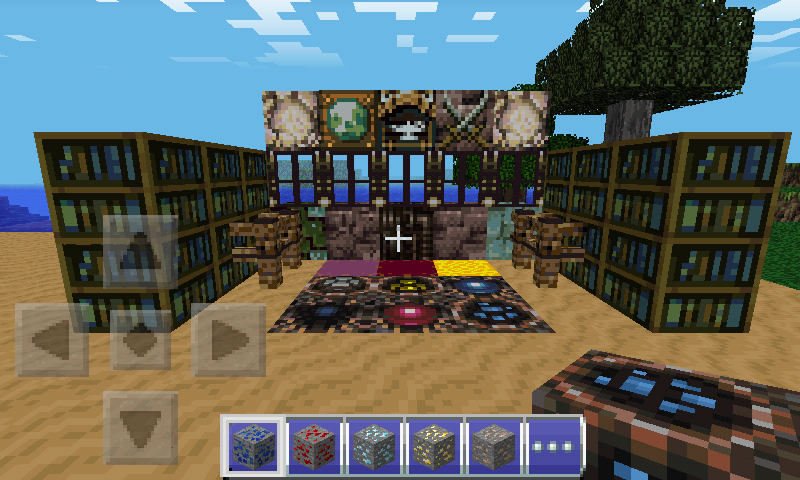 Minecraft Pe Texture Packs 0.6.0