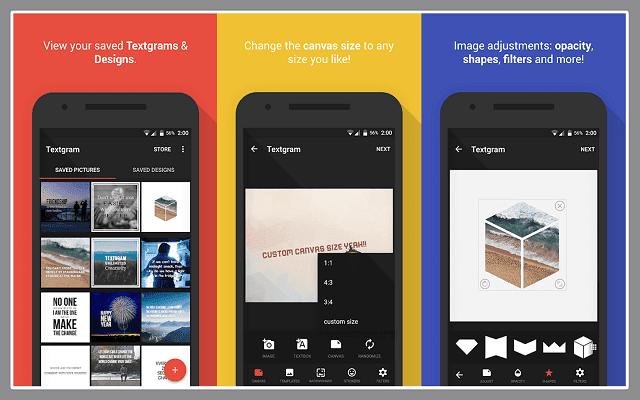 إليك أفضل 4 تطبيقات لإضافة اقتباسات رائعة على صورك ومشاركتها على إنستغرام | للأندرويد والأيفون image3.png