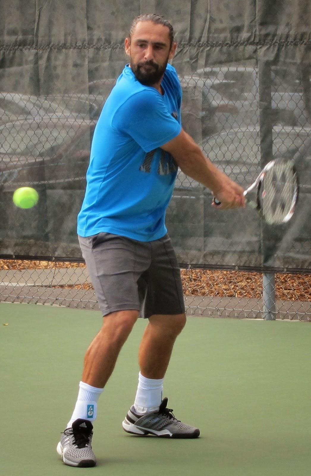 Baghdatis' streak ends in Napa Challenger