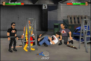 Wrestling Revolution PPV WWE