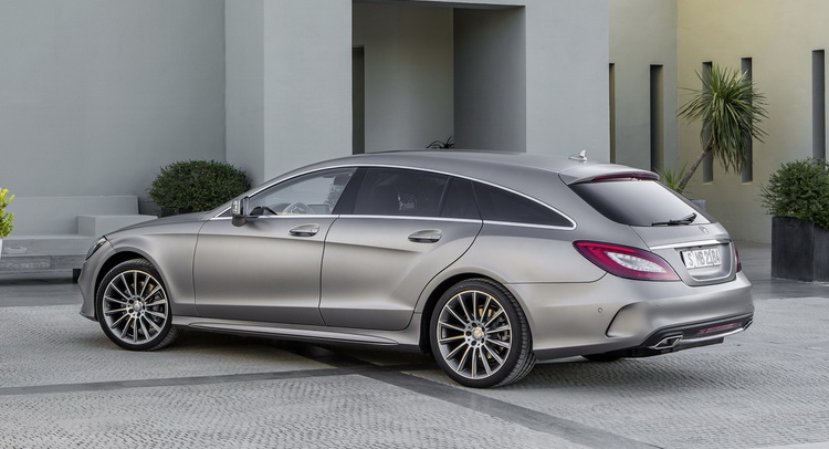 Mercedes Is Not Going To Build A CLS Shooting Brake Successor