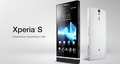 The first Xperia S phone comes under SONY in 2012 | Review | Photos