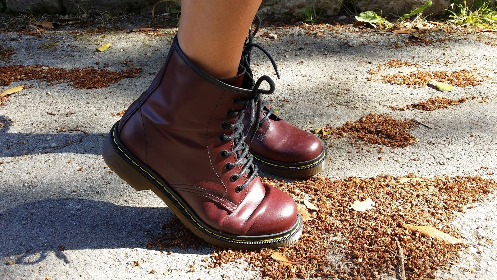 Dr. Martens style