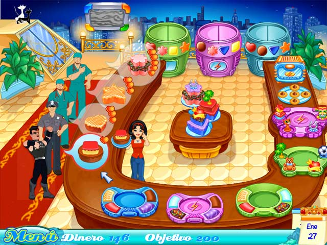 Cake Mania 2 - Free online games at Agame.com