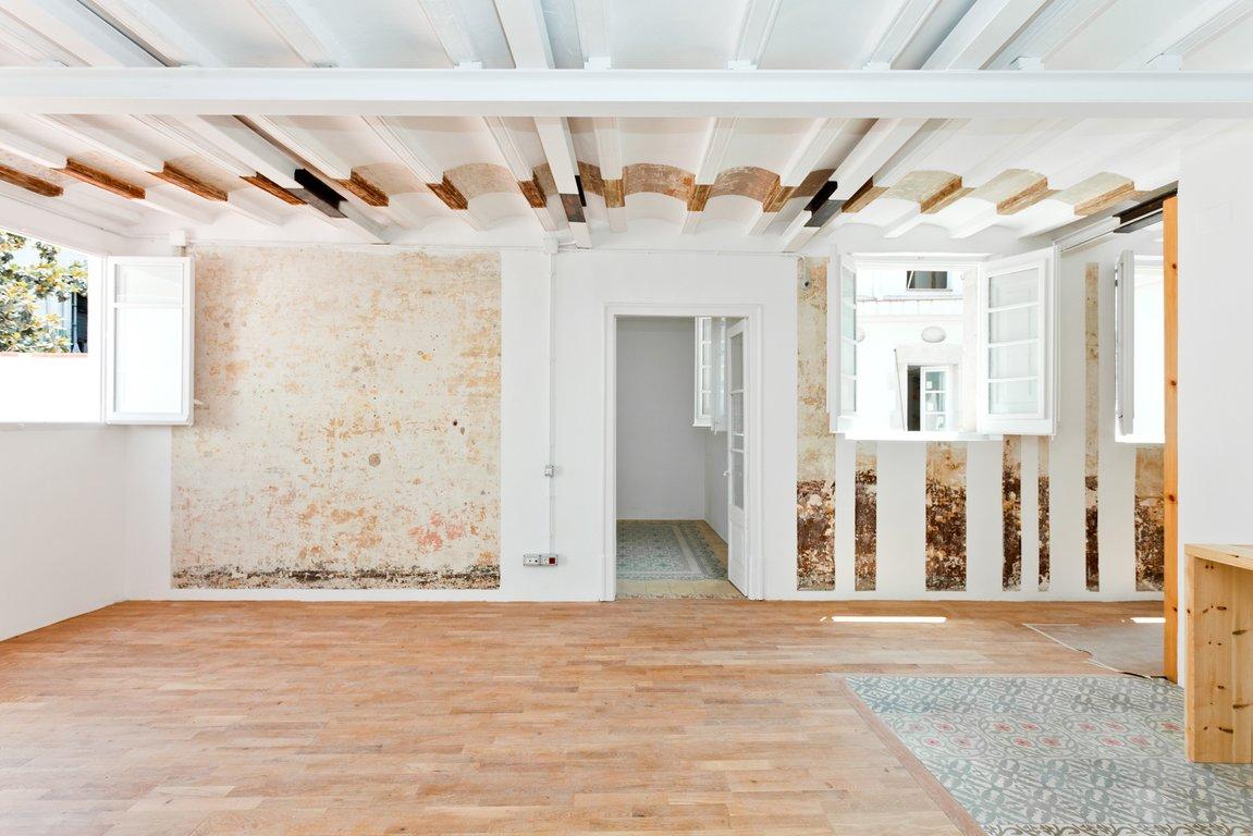 A f a s i a 41 miralles tagliabue embt - Amueblar piso low cost ...