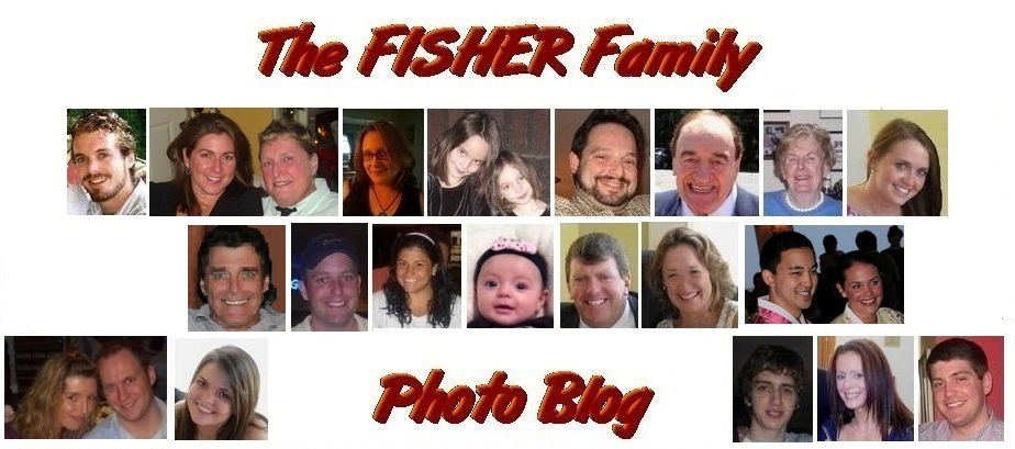 The Fisher Family Photo Blog