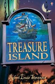 treasure stevenson cover