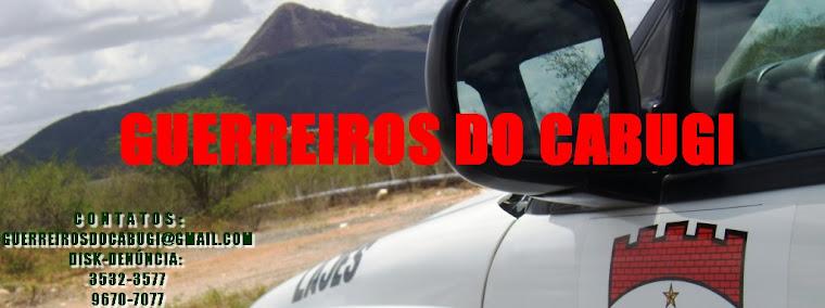 GUERREIROS DO CABUGI