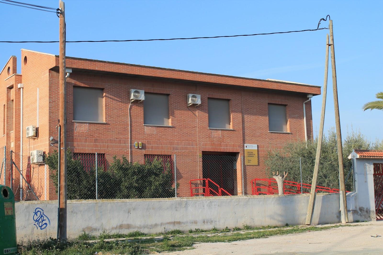 A diez minutos del centro 175 cieza barrio de san jos for Oficina comarcal agraria