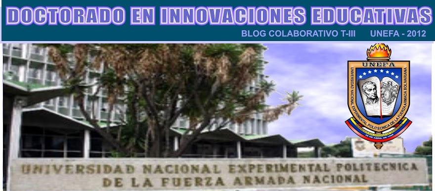 Doctorado en Innovaciones Educativas