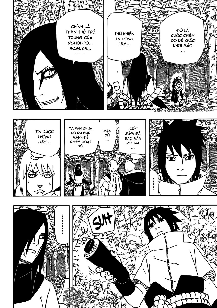 Naruto - Chapter 593 - Pic 9