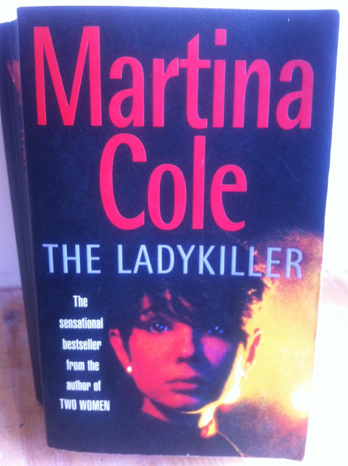 martina cole book reviews