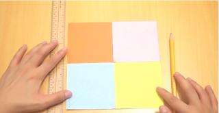 Cara Mudah Membuat Baling-Baling Dari Kertas