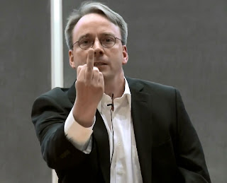 NVIDIA FUCK YOU said Linus Torvalds